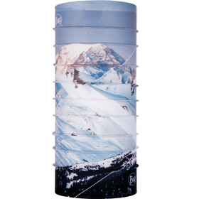 Buff Original Mountain Tour de cou, m-blank blue
